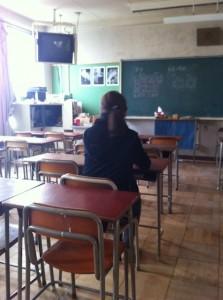 学んでいた教室