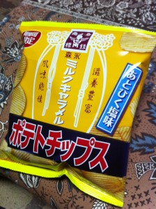 森永ミルクキャラメルポテトチップス01