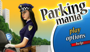 ParkingManiagame
