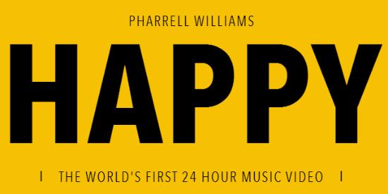 ファレル・ウィリアムズ|Happy