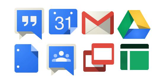 Googleアプリアイコン
