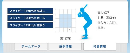 バーチャル高校野球04