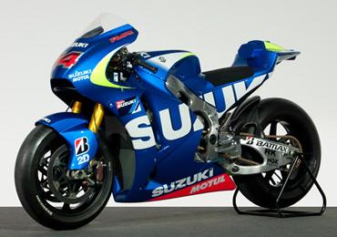 2015年-MotoGP(ロードレース世界選手権)に「SUZUKI」が戻ってくる