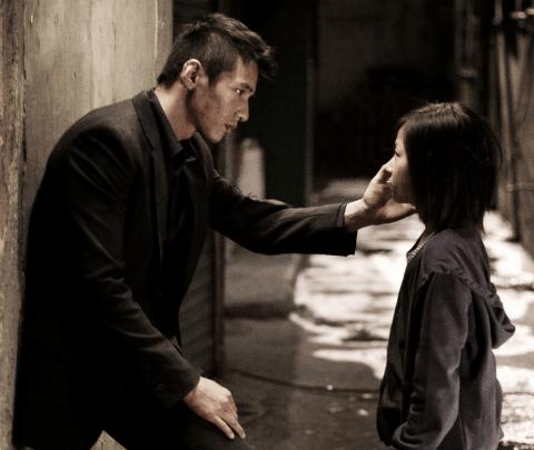 TV放送された韓国映画「アジョシ」を最後までみてしまった土曜の深夜