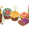Googleが誕生日を祝ってくれた